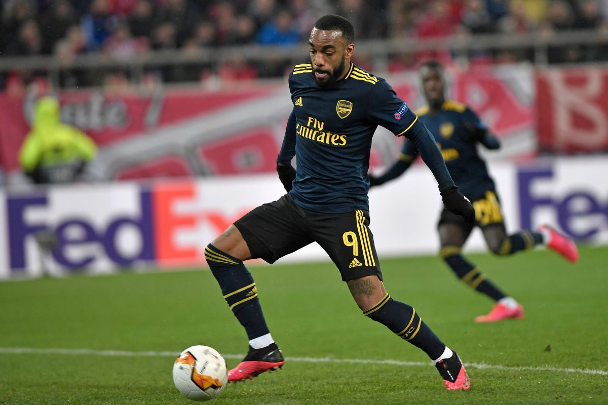 Alexandre Lacazette is one of two possible swap deals involving Arsenal. The striker is being linked with a move to Atlético Madrid