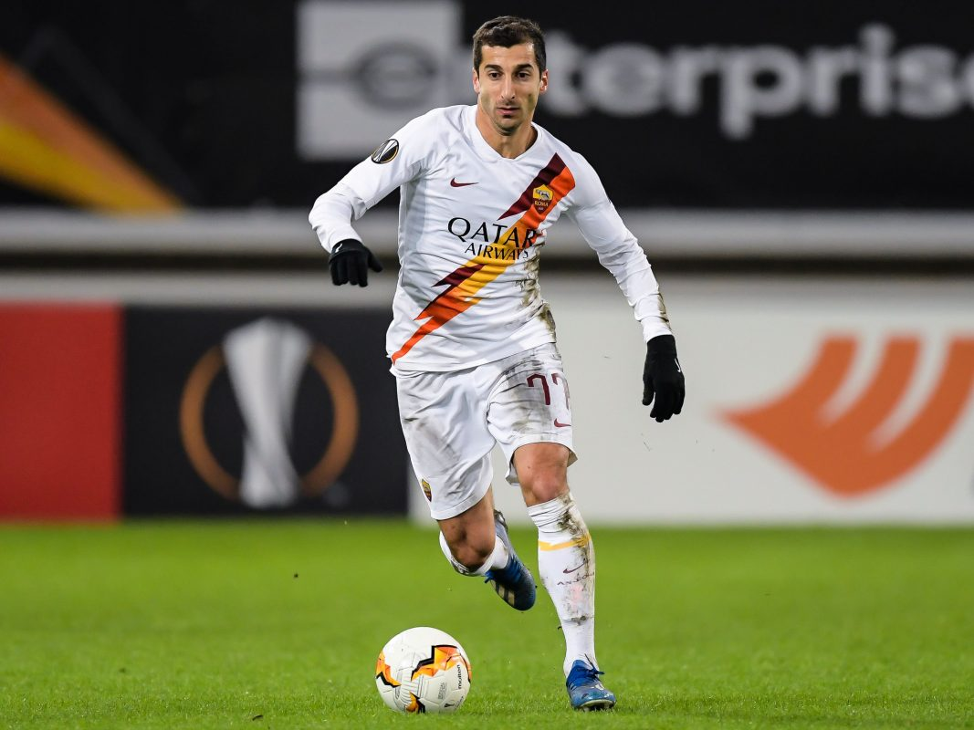 Henrikh Mkhitaryan is one of two swap deals rumoured -he is being linked with a move from Arsenal to Roma