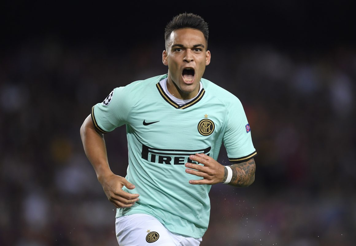 Internazionale striker Lautaro Martínez could be involved in one of the biggest deals this summer.
