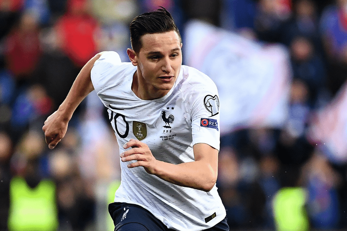 France and Marseille attacker Florian Thauvin