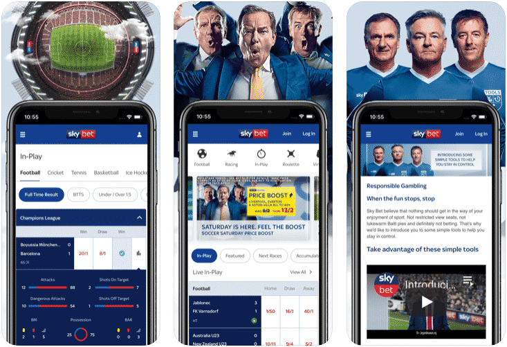 Skybet vs Bet365: Duel of the two Betting Giants