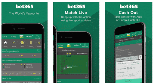 bet365 is among the top UK betting sites