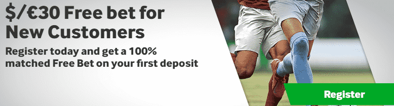 Betway Football Betting: New Customer Offer