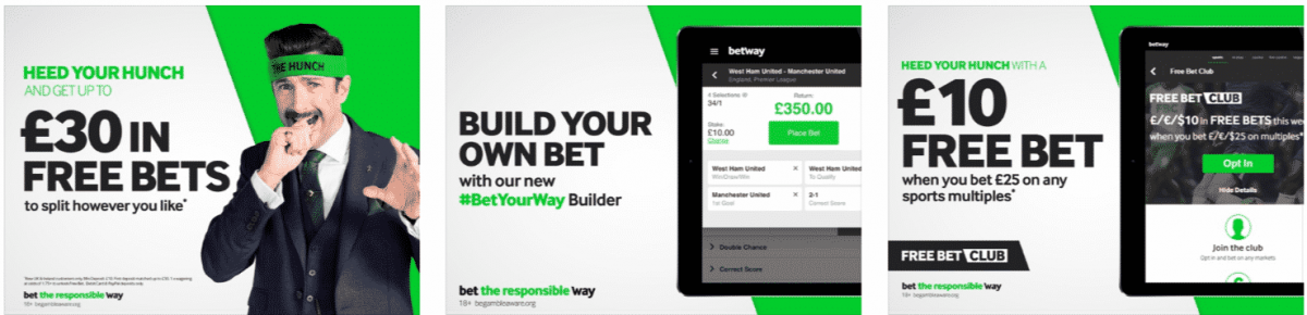 betway uk app
