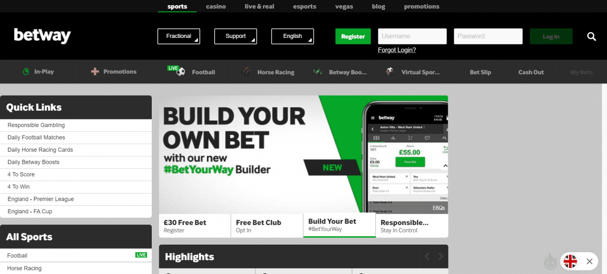 """Betway Sign Up Code ([auto_last_update format=""""F Y"""" before=""""""""]): Enter BETMAX - Get the Best Welcome Offers"""