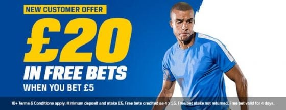 coral free bet code