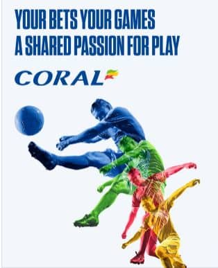 coral betting odds football
