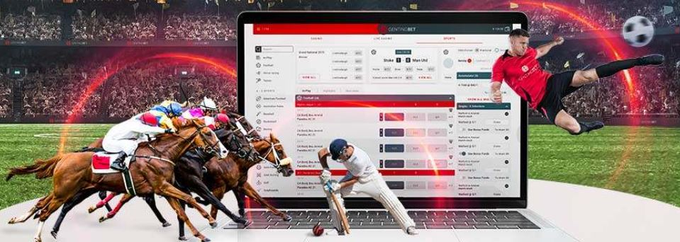 Genting Bet Horse Racing Offer