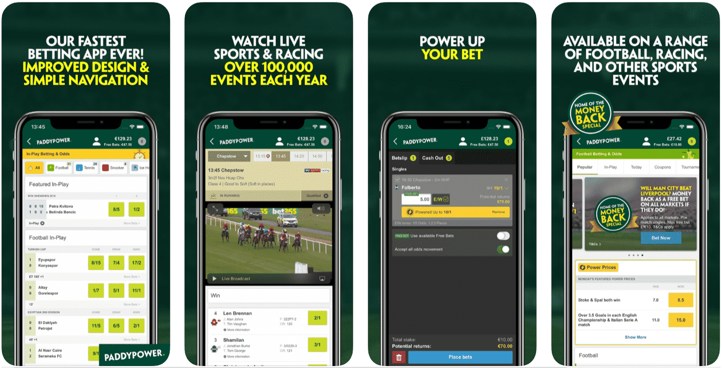 Paddy Power App Download