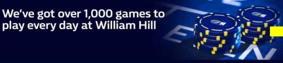 William Hill Casino Offer