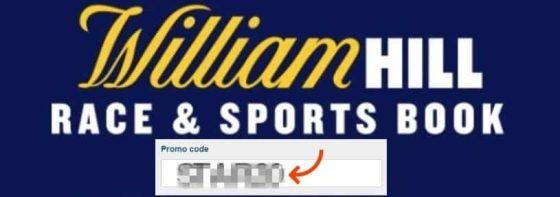 william hill promo code UK