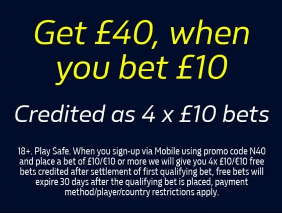 william hill mobile offer