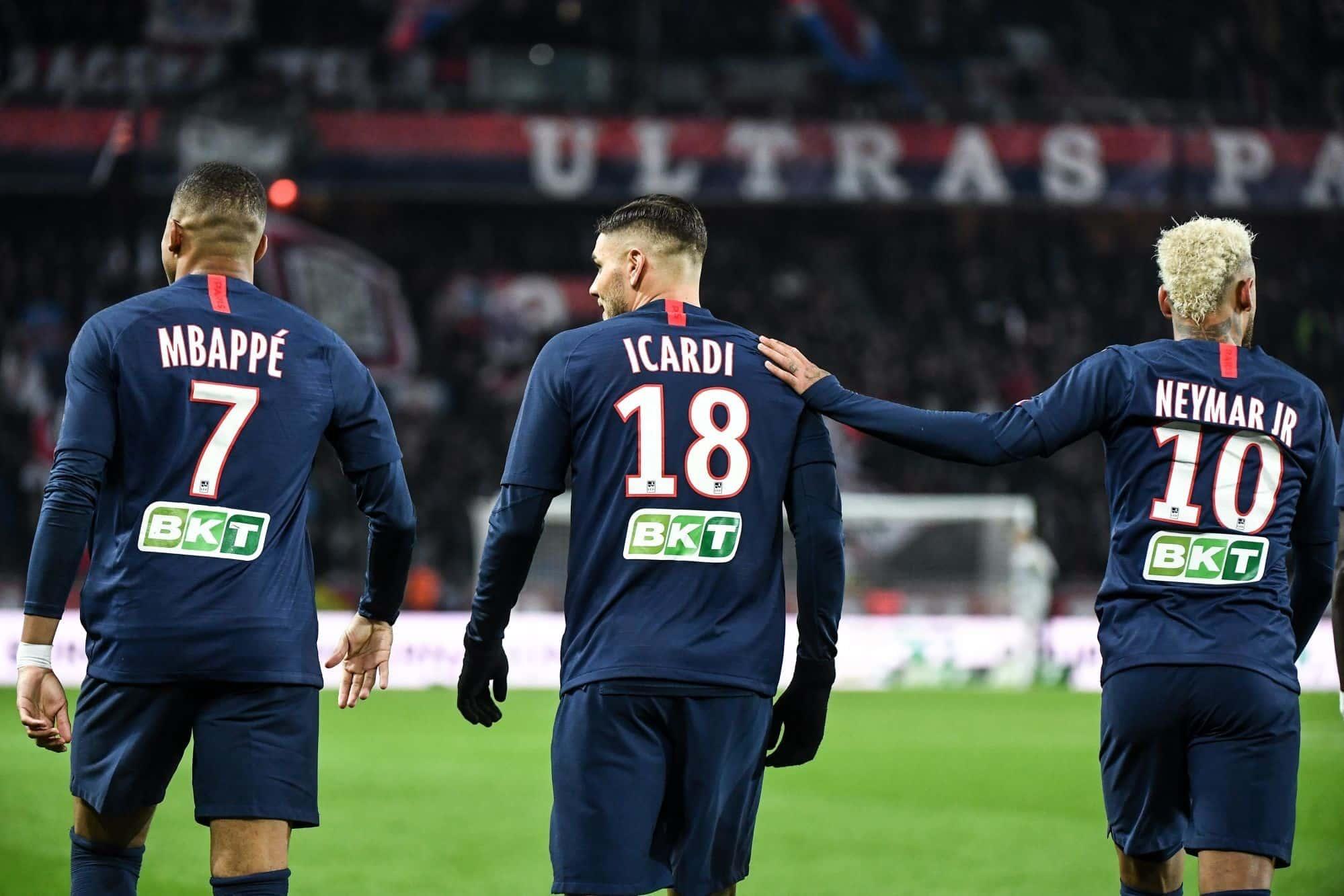 PSG Champions League final