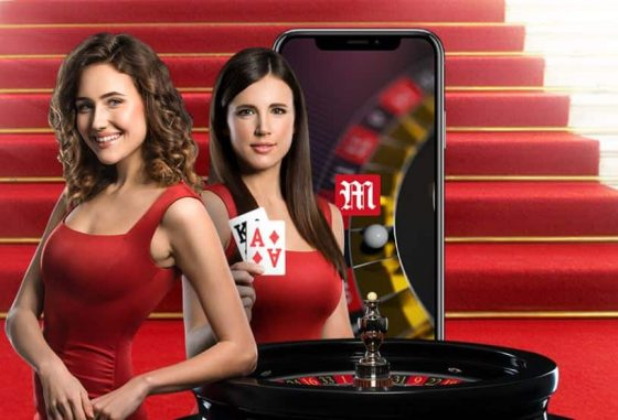 mansion casino live dealers