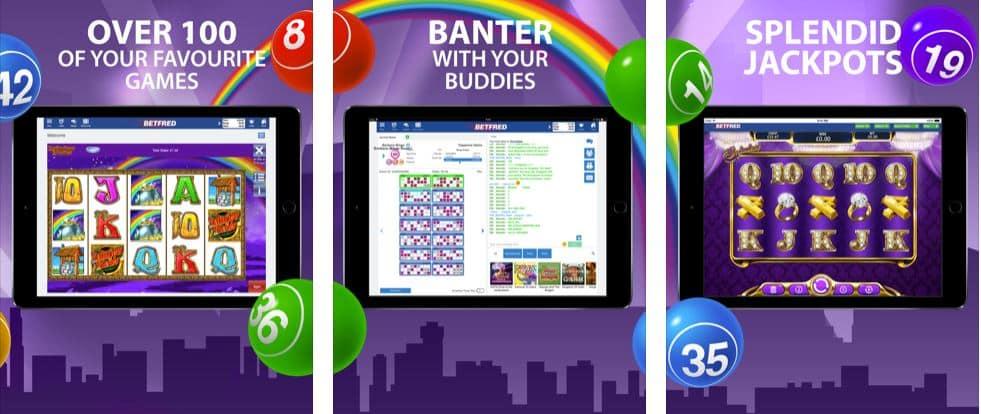 betfred bingo mobile