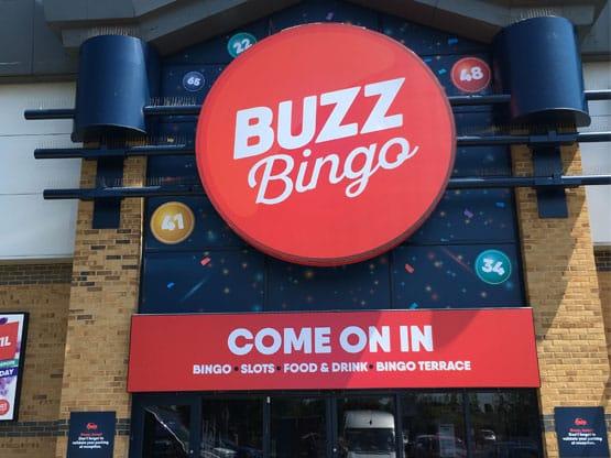 Buzz Bingo club
