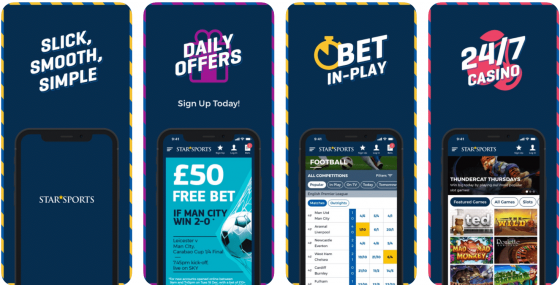 "Star Sports Bet Promo Code [auto_last_update format=""F Y"" before=""""]: £50 free bet today"