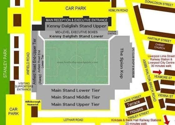 anfield seating plan