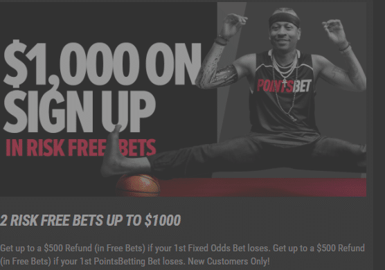 "Pointsbet promo code [auto_last_update format=""Y"" before=""""]: Enter BETMAX for up to $1,500 risk-free"