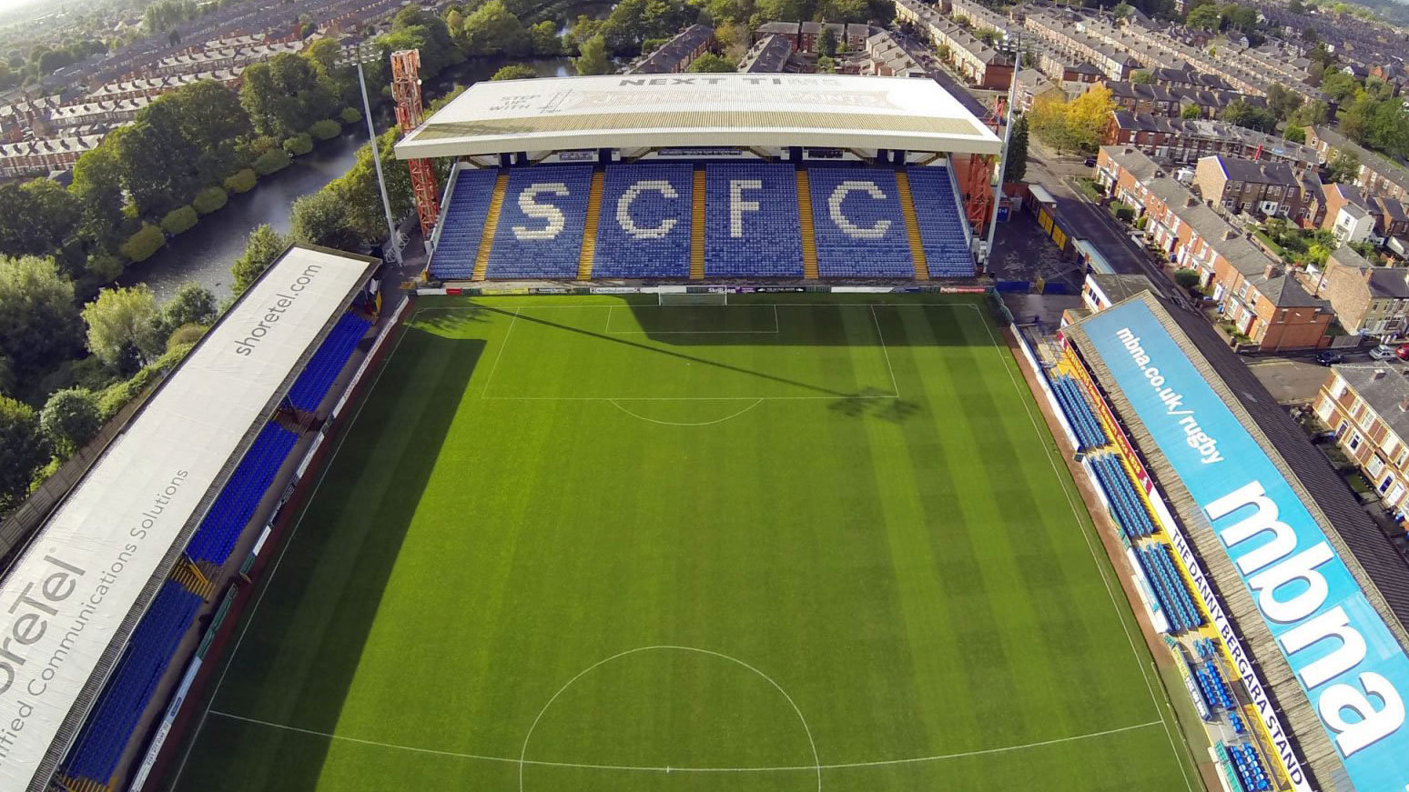 national league stockport county ground