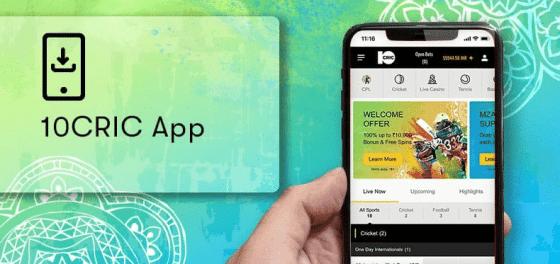 10CRIC Bonus Code for the Mobile Platform