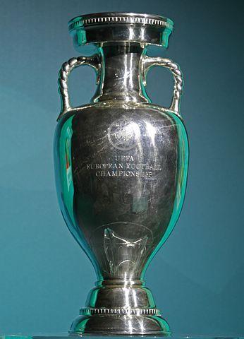 European Championships trophy