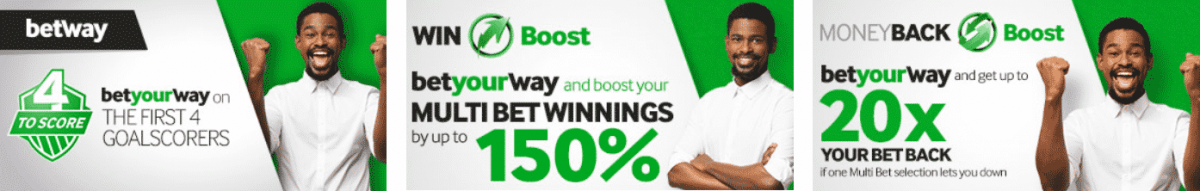 Betway other offers