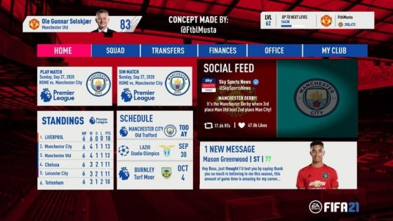 Fifa 21 Career mode: Did it get improved? How to play