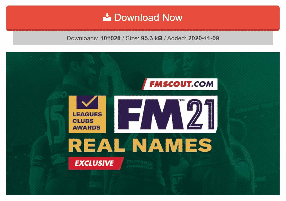 fm21 RNF