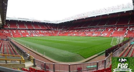 Old Trafford Stadium (Manchester United): Capacity, Plan & Much More