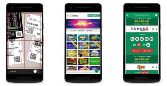 pa lottery mobile bonus