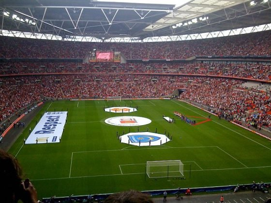 Wembley Stadium: Capacity, Plan & Much More