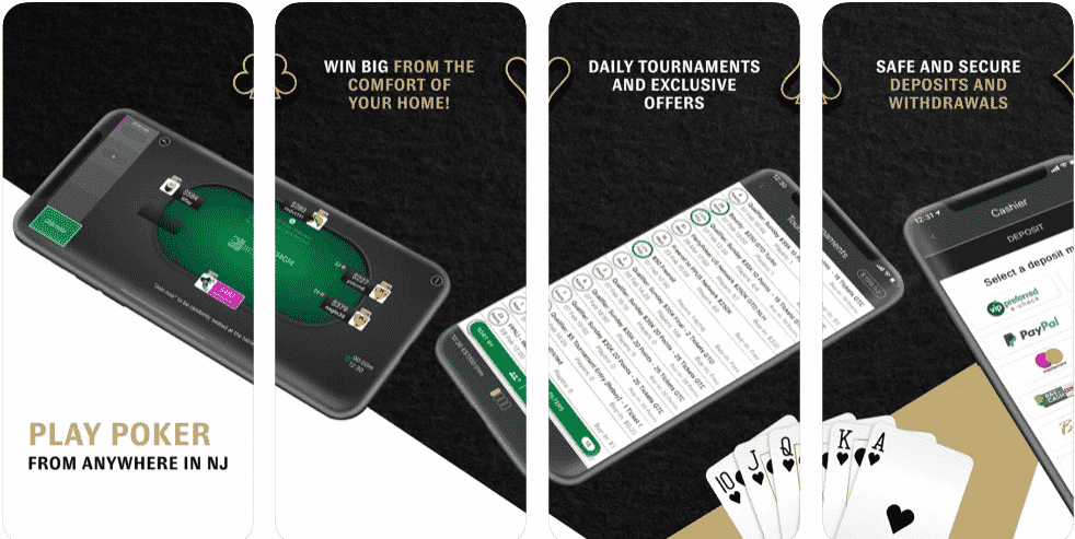 betmgm poker app