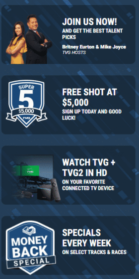 """TVG Promo Code ([auto_last_update format=""""F Y"""" before=""""""""]): Get up to $250"""