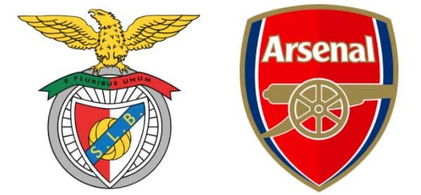 Benfica vs Arsenal prediction
