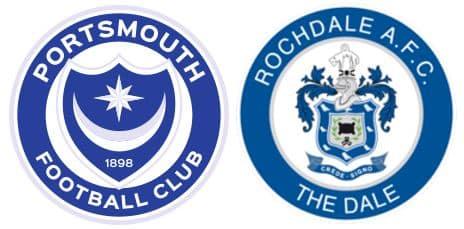 Portsmouth vs Rochdale prediction