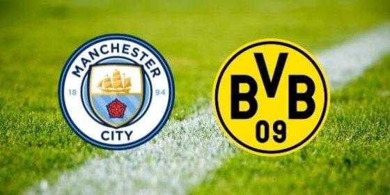 «Манчестер Сити» - «Боруссия»