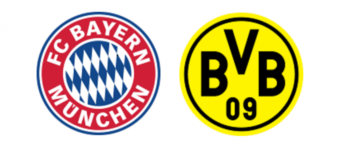 Bayern Munich vs Borussia Dortmund prediction