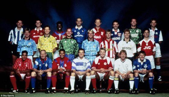 How footballers became brands