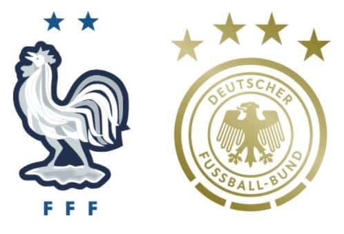 prédiction France vs Allemagne