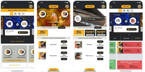 monkey knife fight app