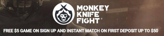 monkey knife fight promo code offer