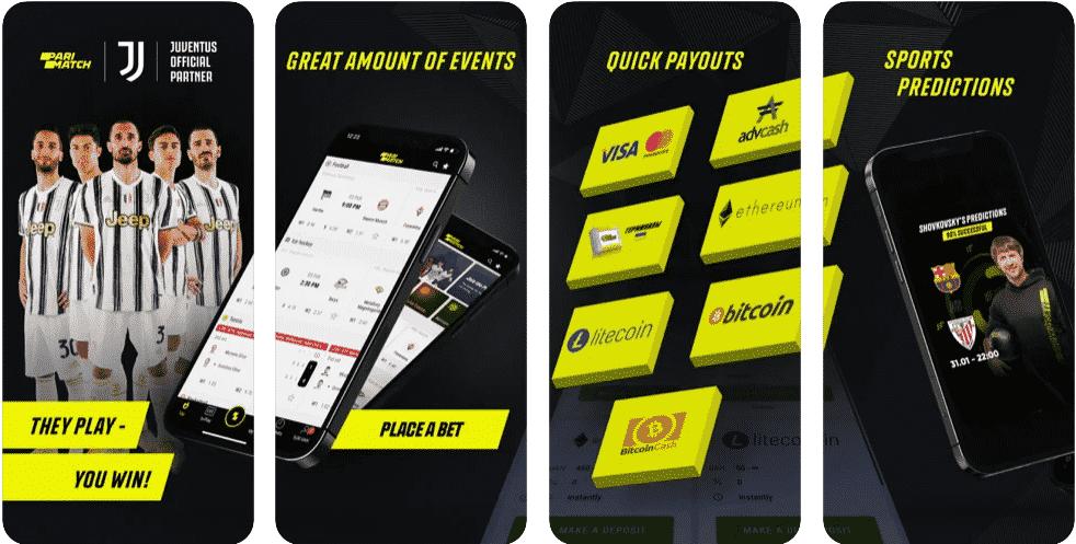parimatch app