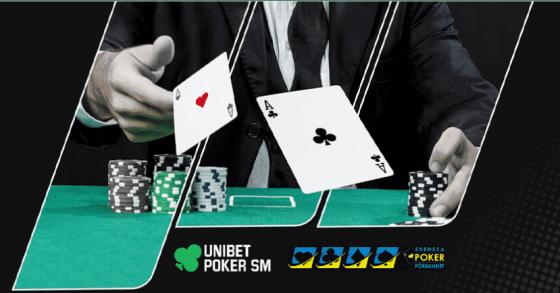 Unibet Bonuskod: Poker