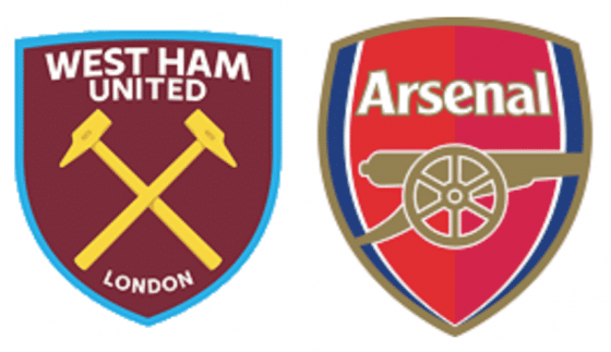 west ham vs arsenal tips