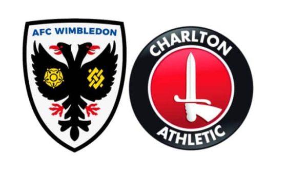 Wimbledon vs Charlton Prediction