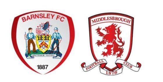 Barnsley vs Middlesbrough Prediction