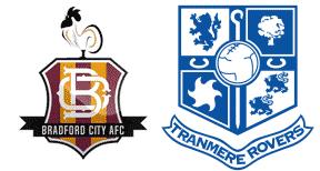 Bradford vs Tranmere tips