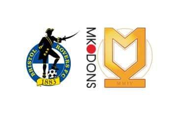 Bristol Rovers vs MK Dons prediction