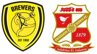 Burton vs Swindon prediction
